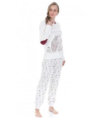 happy people pigiama donna 4272 lintea andria
