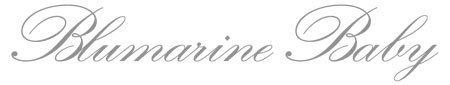 logo blumarine baby
