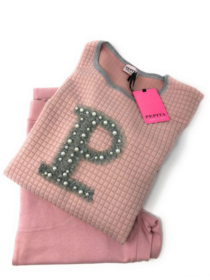 pigiama 5070 rosa