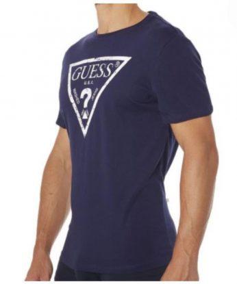 T-shirtGuess-U82100blu2