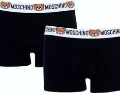 boxer moschino orsetto nero
