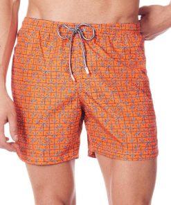 zeybra-costume-uomo-ancore-orange-fluo-aub962-particolare-1