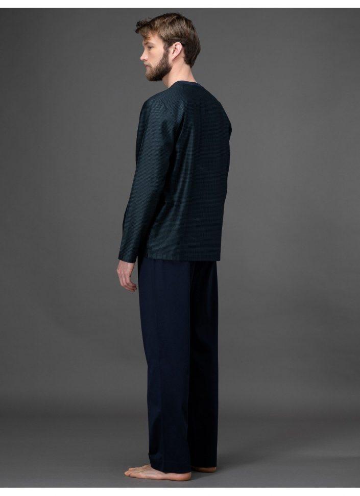 j004n1-217f-pigiama-lungo-in-cotone-filo-di-scozia 2