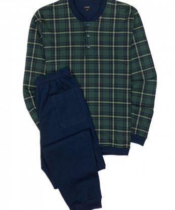 j001n1-517f-pigiama-in-morbido-interlock-stampato-di-puro-cotone