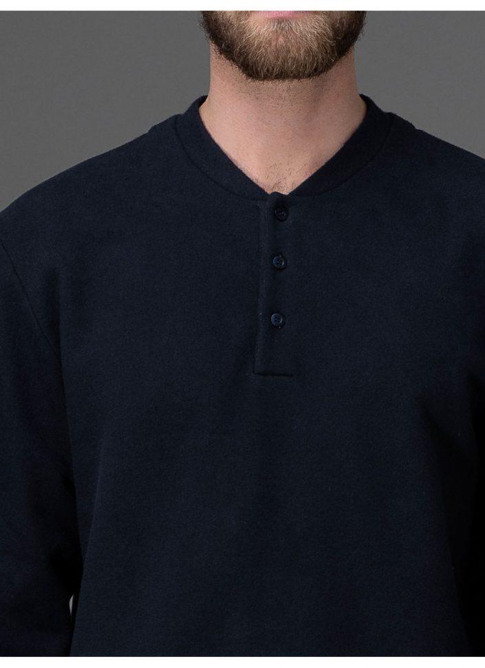 pigiama-in-morbidissimo-punto-milano-jacquard 3