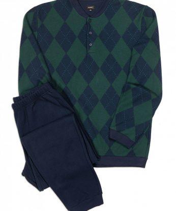 pigiama-in-punto-milano-jacquard 806F