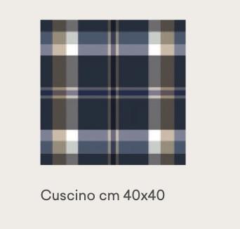 tweed blue 40×40