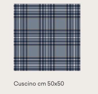 tweed blue 50×50