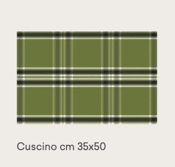 tweed green 35×50