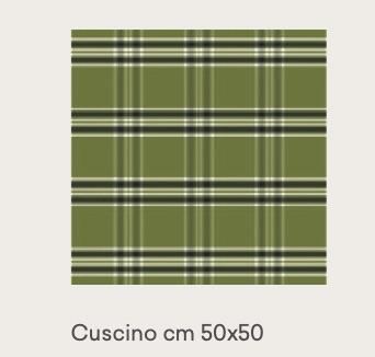 tweed green 50×50