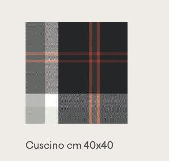 tweed grey 40×40