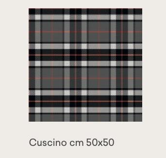 tweed grey 50×50