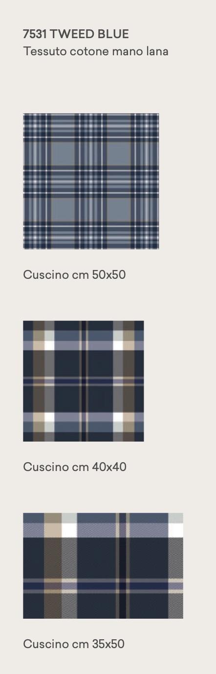 varianti tweed blue