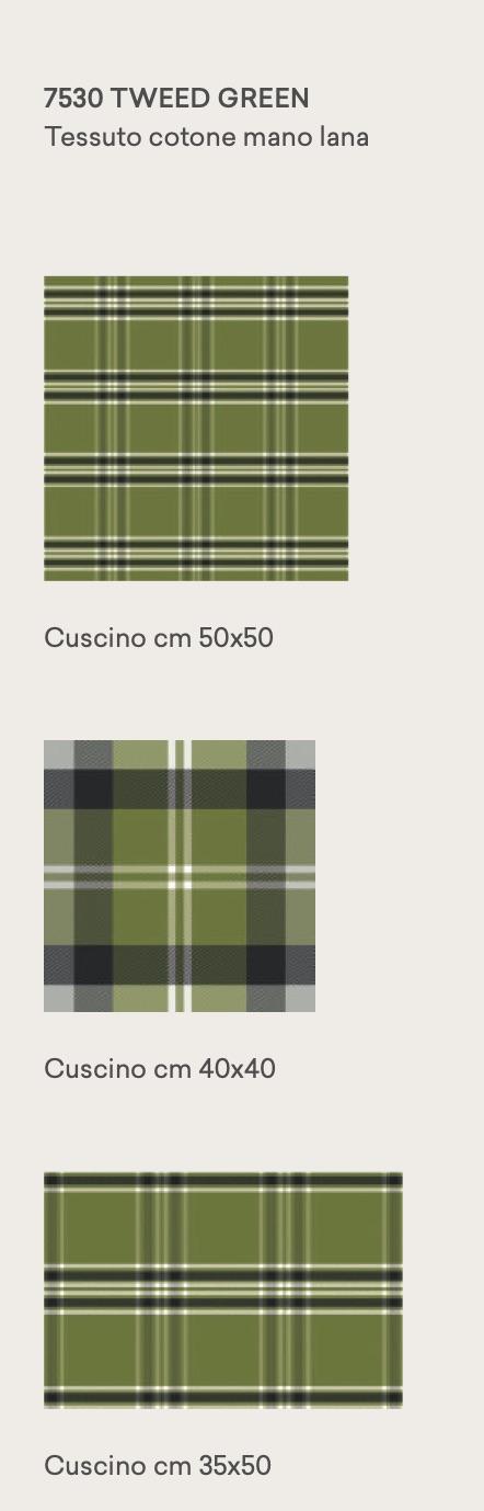 varianti tweed green