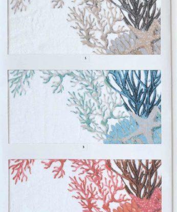 cartella colori coralli