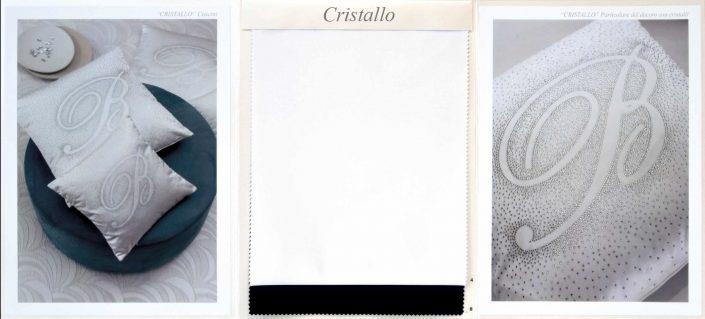 cartella colori cristallo