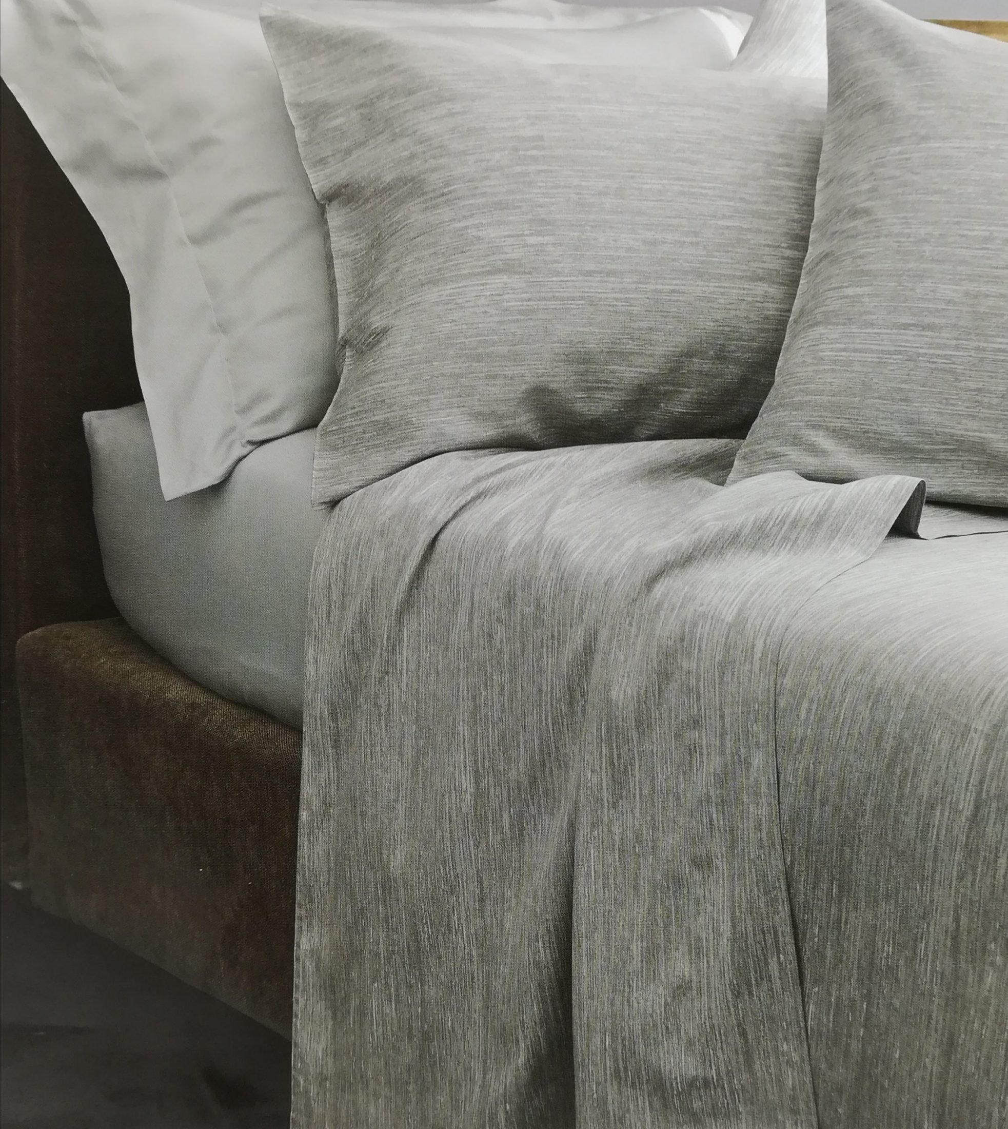 Svad Dondi Completo Lenzuola Matrimoniale Raso Di Cotone Finiseta 77572 Lintea